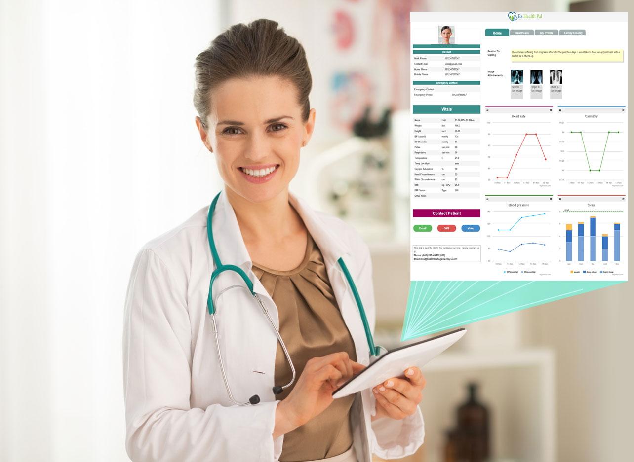 Patient Health Dashboard