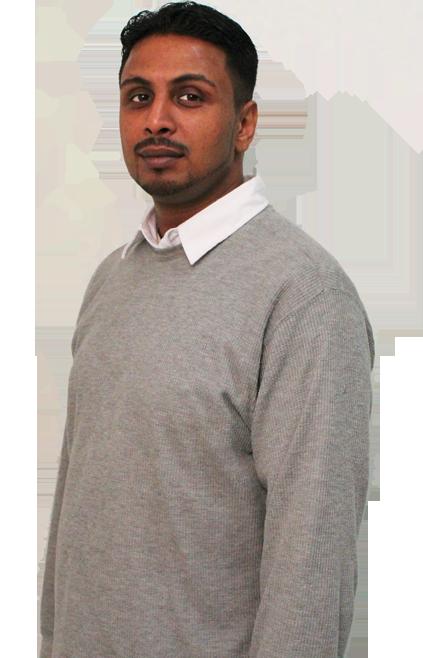 Majura Maheswaran - Research Associate