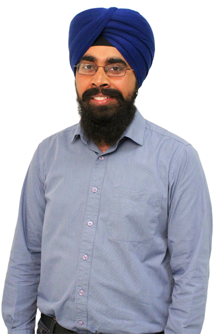 Vikramjit Singh - Research Associate